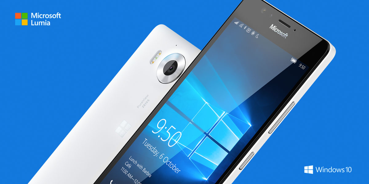 Microsoft Lumia 950 ad un prezzo mai visto su Amazon | Surface Phone Italia