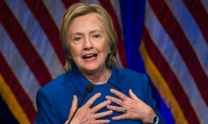 Hillary Clinton: guardate come si è ridotta dopo la sconfitta elettorale [VIDEO]