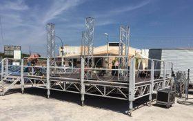 A Marinella di Selinunte, festival musicale e tributo ai Pink Floyd