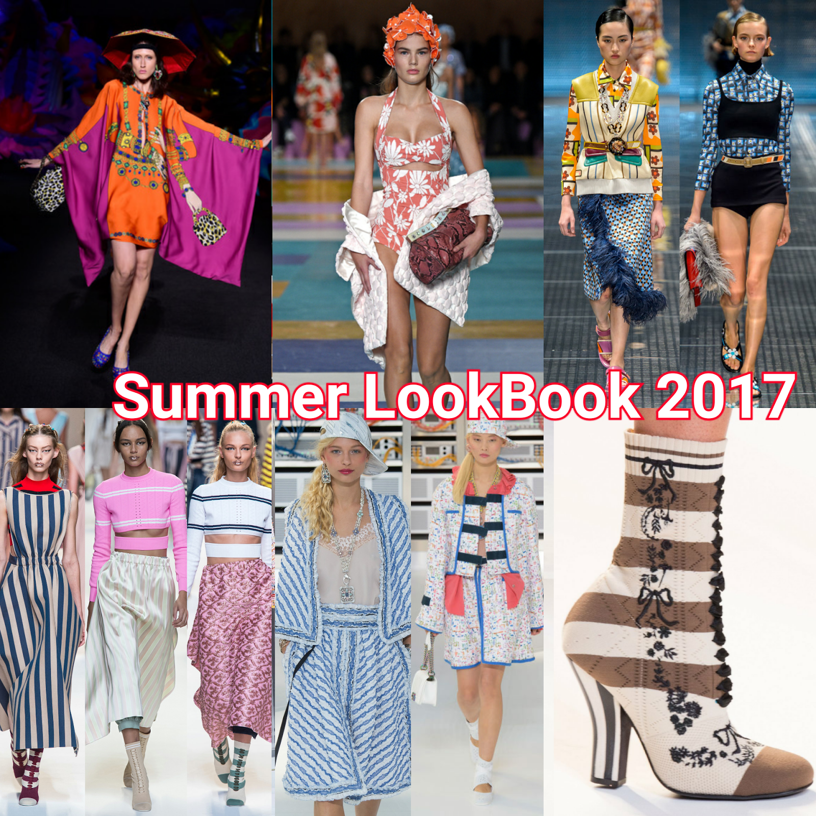 Summer Look 2017: l'imperativo è Osare! Per un'estate al massimo con stile