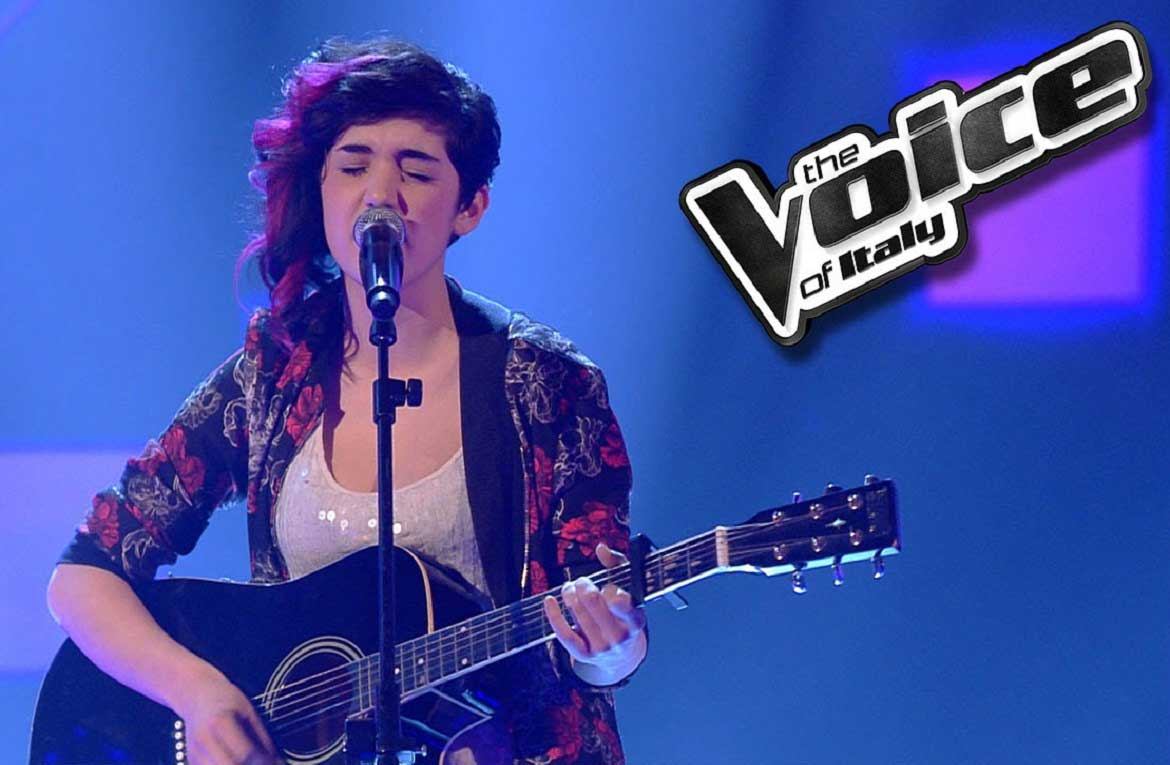 Alice Paba trionfa a The Voice