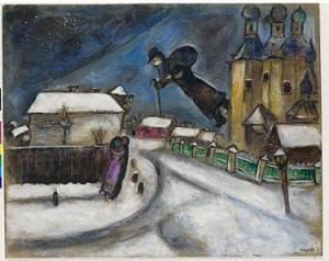 """Catania: Al Castello Ursino la mostra """"Chagall. Love and life"""""""