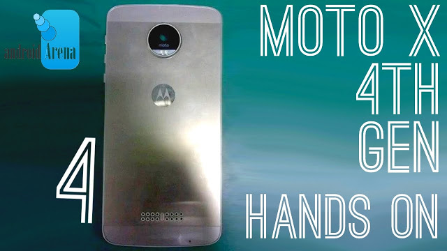 Motorola Moto X 2016, arriva la tecnologia modulare
