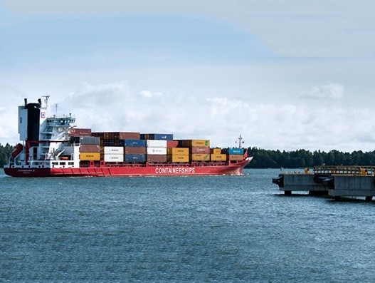 Port of Helsinki's cargo traffic surge | Shipping