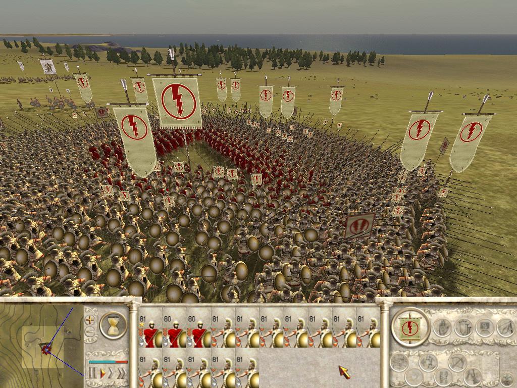 Rome Total War è stato rilasciato su iPad!