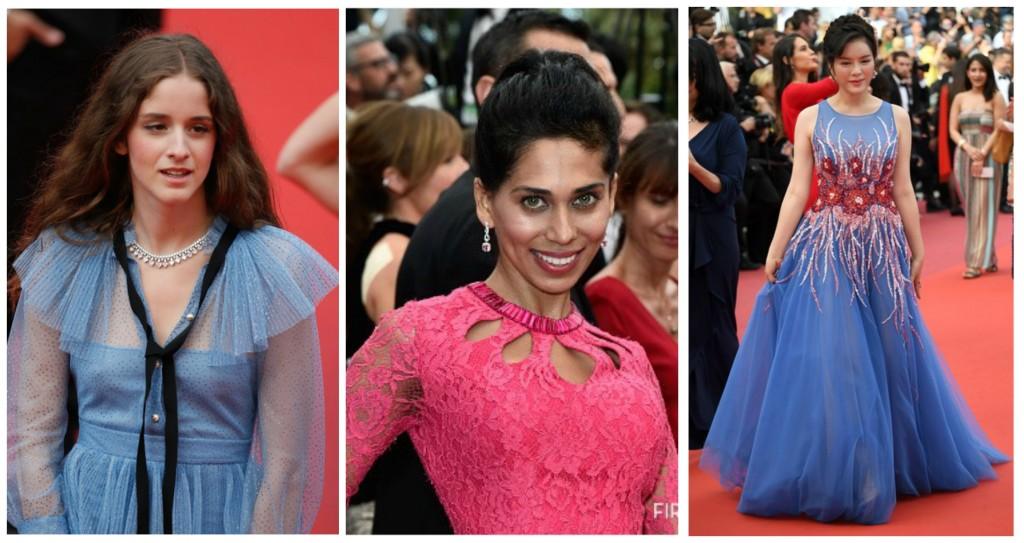 """Cannes, la pagella """"glam"""" dell'ultimo red carpet"""