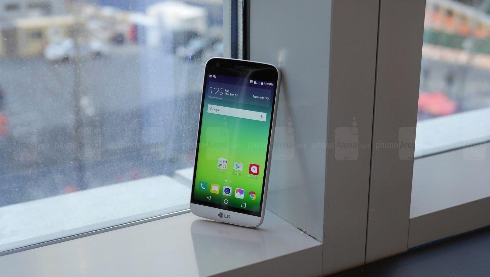 LG   in arrivo la versione speciale G5 SE