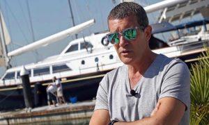 Antonio Banderas interpreterà Gianni Versace in un film dedicato al celebre stilista