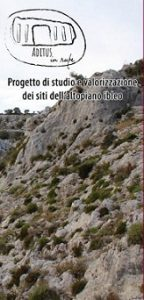 Presentazione dell'Associazione Aditus in rupe a Canicattini Bagni