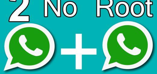 Come avere 2 account Whatsapp su Android