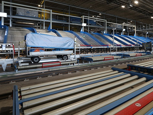 KLM Cargo launches innovative sorting system | Air Cargo