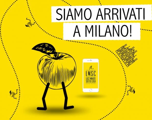 Last Minute Sotto Casa, la app anti spreco alimentare arriva a Milano grazie a Day gruppo UP