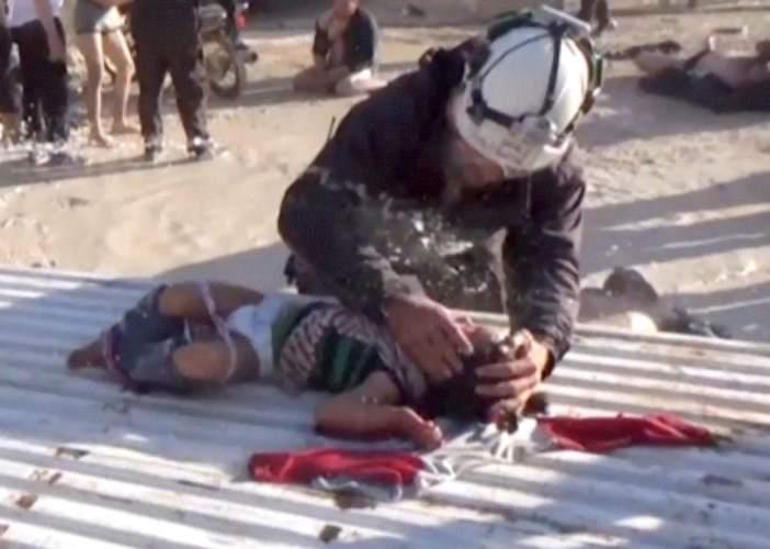 Le conseguenze politiche dell'uso di armi chimiche a Idlib