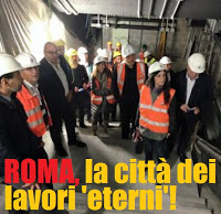 Roma, metro C: La stazione San Giovanni aperta in autunno 2017... se tutto va bene!