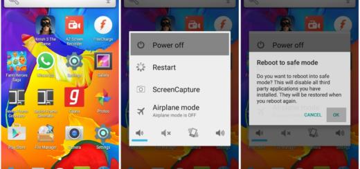 Come avviare telefono Android in modalità provvisoria