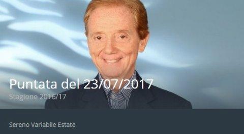 Su Rai2, a Sereno Variabile, Osvaldo Bevilacqua intervista il presidente dell'Accademia Italiana del Peperoncino, Enzo Monaco