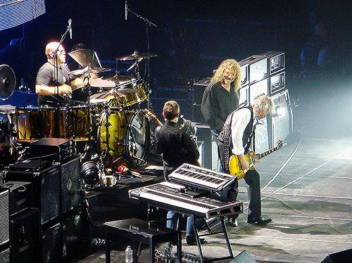 I Led Zeppelin su Rolling Stone di ottobre 2016