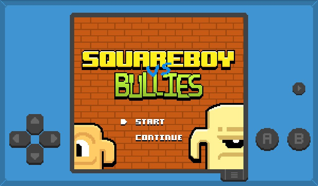Squareboy vs Bullies un fantastico BeatEmUp disponibile gratuitamente per Windows 10 Mobile