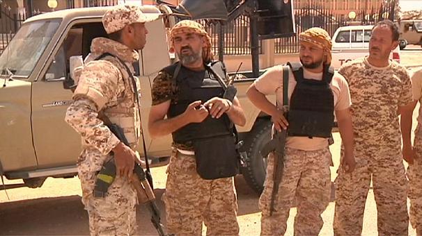 Libia: Forze libiche fanno progressi contro i terroristi Daesh » Guerre nel Mondo