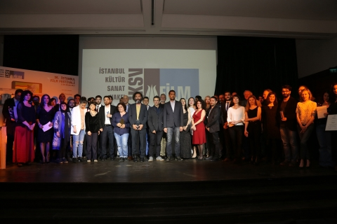 Awards of the 36th Istanbul film Festival