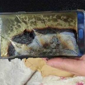 Esplodono i Samsung Galaxy Note 7