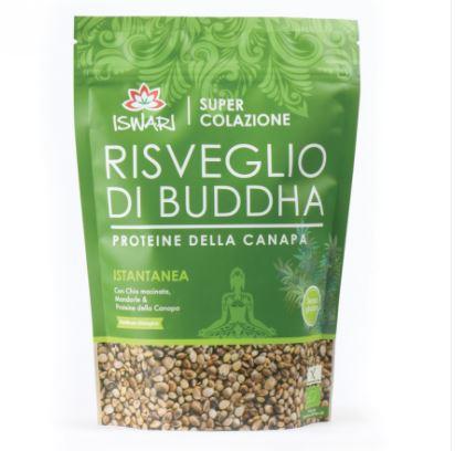 Canapa in Filiera - RISVEGLIO DI BUDDHA PROTEINE DELLA CANAPA BIO ⋆