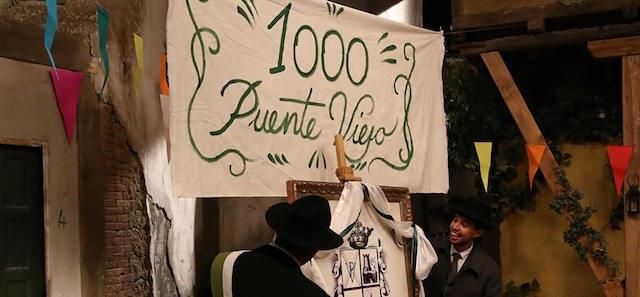 Anticipazioni Il Segreto: DONNA FRANCISCA e RAIMUNDO si baciano nella puntata 1000