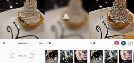 Scarica Prisma dal Play Store/App Store