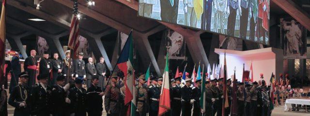 #Lourdes Le 58e Pèlerinage Militaire International