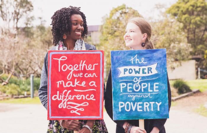 SONO I GIOVANI A PAGARE IL PREZZO PIU' ALTO: rapporto Oxfram - 500 milioni vivono in povertà