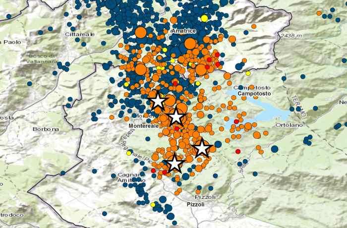 Terremoto del 18 gennaio. Un breve riassunto di quanto accaduto