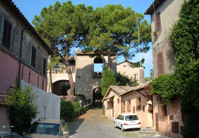 Isola Farnese, Festa per San Pancrazio nel borgo gioiello della Cassia