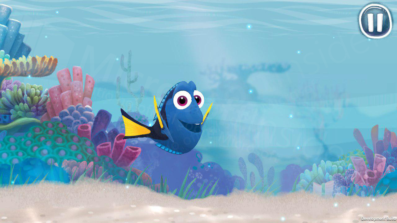 Alla ricerca di Dory finalmente disponibile sul Windows Store per Windows 10 e Windows 10 Mobile | Surface Phone Italia