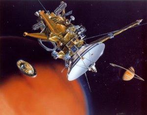 Dalla sonda Cassini la polvere dello spazio interstellare
