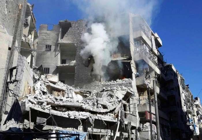 Siria. La situazione ad Aleppo ai primi di dicembre