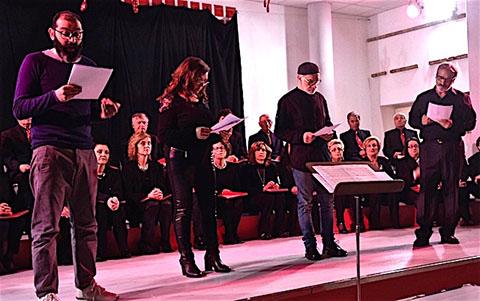 Il Teatro Null presenta La Grande Guerra all'Ecomuseo di Sipicciano (VT)