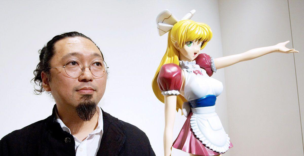 Il celebre artista giapponese Murakami Takashi in mostra a Bologna