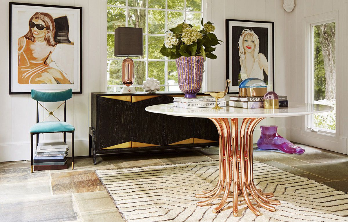 Rose gold / Copper: la tendenza casa 2017 che amerai