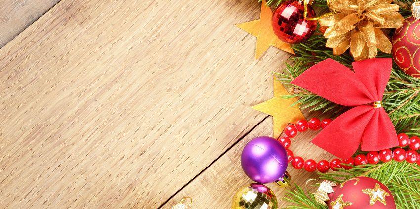 Pulizie di Natale: il potere del vapore sotto l'albero