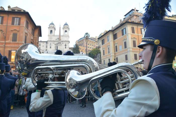 Rome New Year's Day Parade 2017, dalle 15:30 in Piazza del Popolo