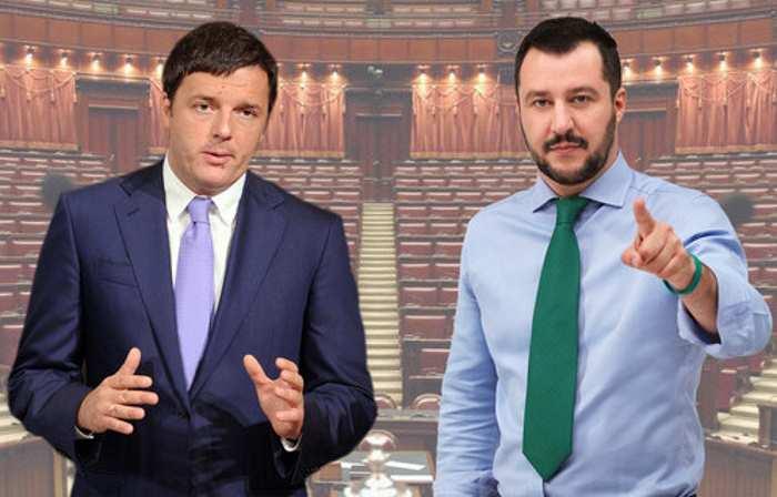 La svolta sui migranti come riprova che il PD è sempre di più il Partito di Renzi