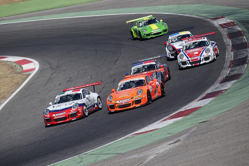 Vallelunga, domenica infuocata per la Carrera Cup Italia