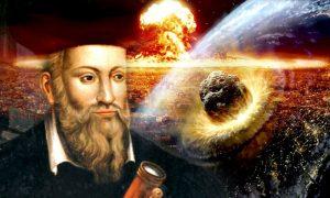 Le profezie di Nostradamus: la Terza Guerra Mondiale e la pace universale nel 2025