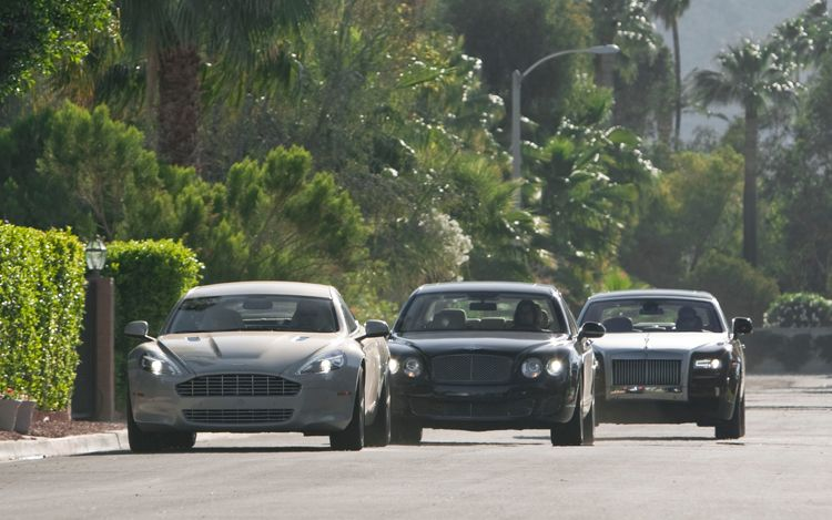 Giù le vendite di Bentley e Rolls-Royce in Cina