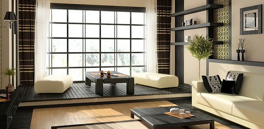 Come arredare una casa piccola in stile giapponese