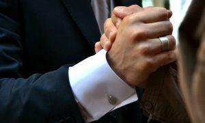 Un matrimonio con sorpresa inaspettata… [VIDEO]