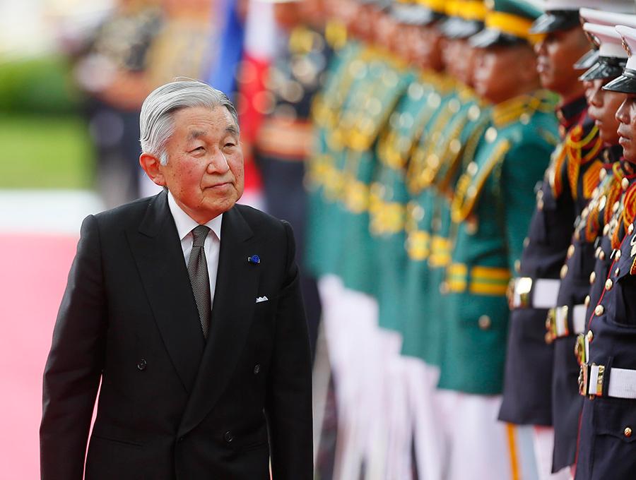 7 gennaio 1989: Akihito nuovo imperatore del Giappone
