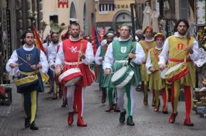 Orvieto: è l'ora del Palio della Palombella