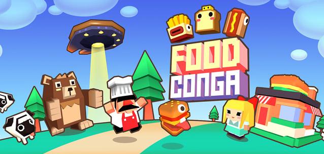 Food Conga – a caccia di ingredienti tra un infinità di pericoli!