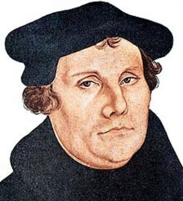 Bergoglio sdogana Martin Lutero